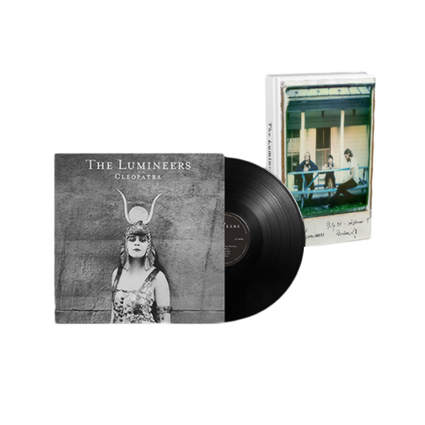 Cleopatra Vinyl +  Lyric Book Bundle