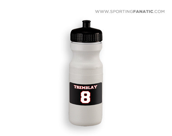 Team Water Bottle Labels, Custom