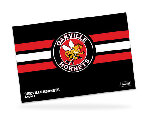 Oakville Hornets Custom Door Signs