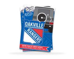 Oakville Rangers Car Decal