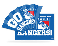 Oakville Rangers Fan Clapper