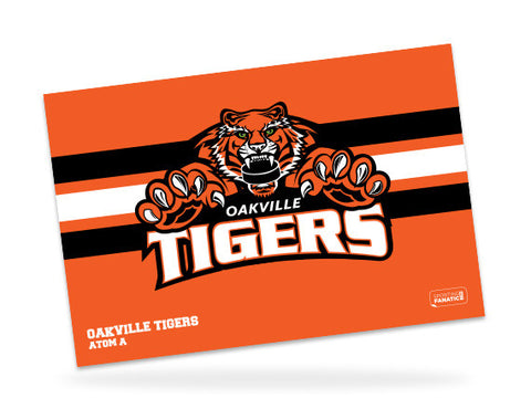 Oakville Tigers Custom Door Signs