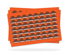 Oakville Tigers Personalised Stickers