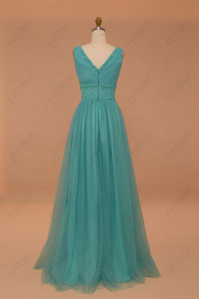 turquoise prom dresses beaded evening dresses plus size