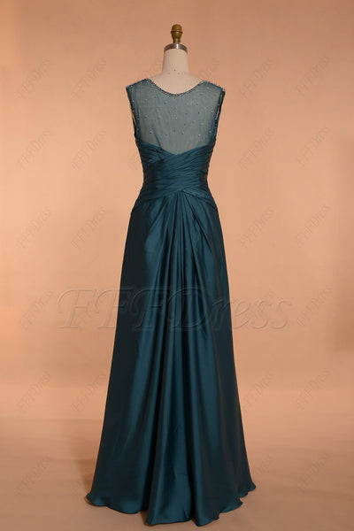 Teal bridesmaid dresses wedding guest dresses