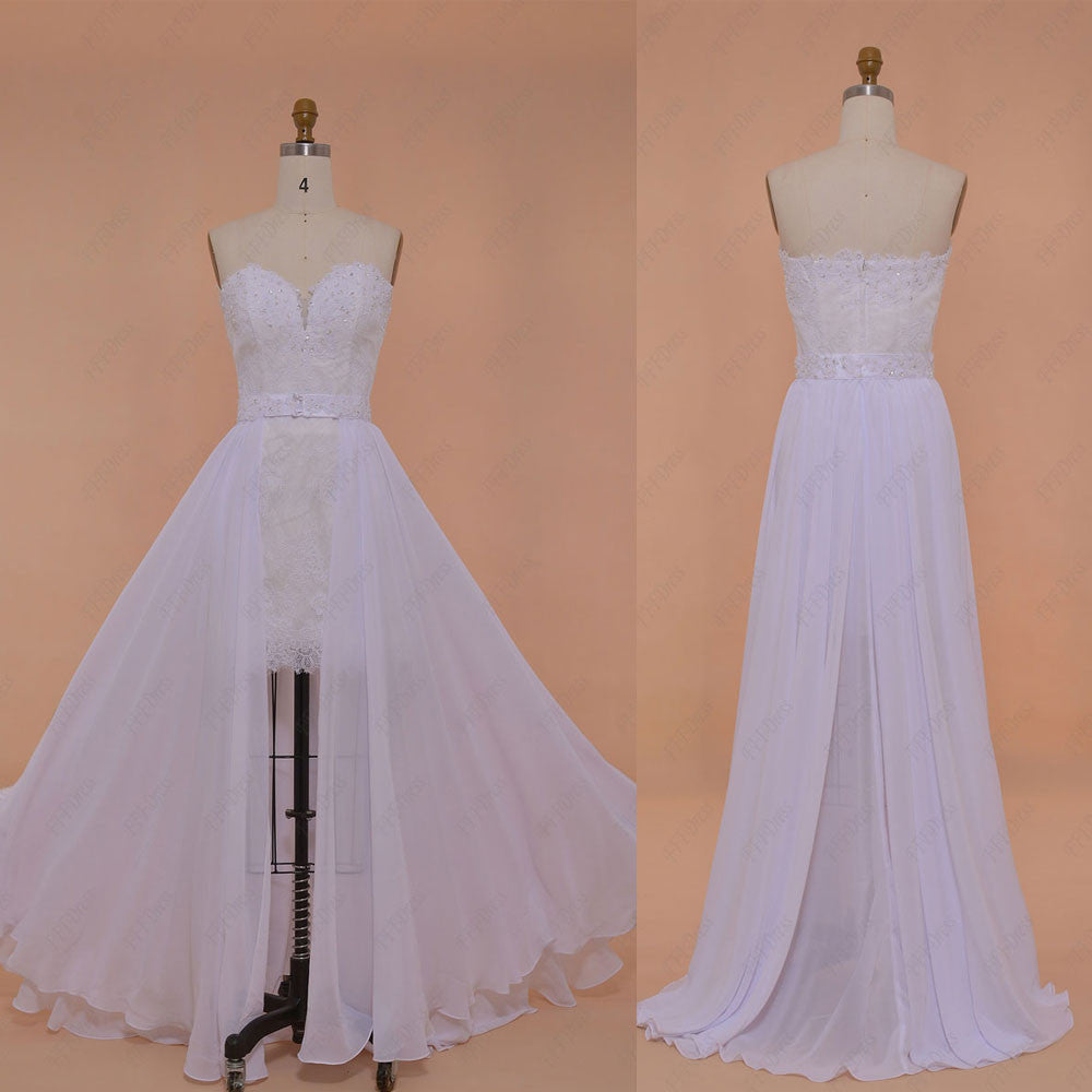Backless Wedding Dresses Cap Sleeves Ball Gown Bridal dresses ...
