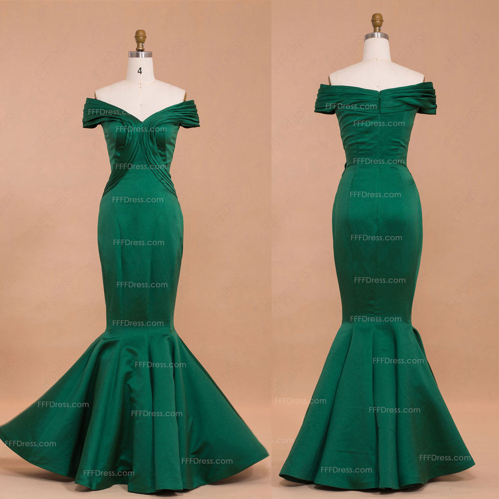 Vestido Largo Color Verde Esmeralda Ken Chad Consulting Ltd
