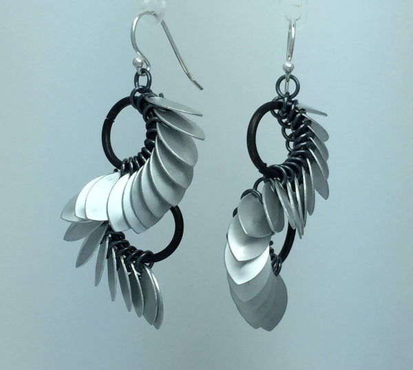 Beautiful lightweight earrings