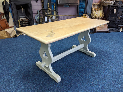Old Charm Solid Oak Coffee Table