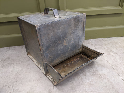 Unique Galvanised Feeder