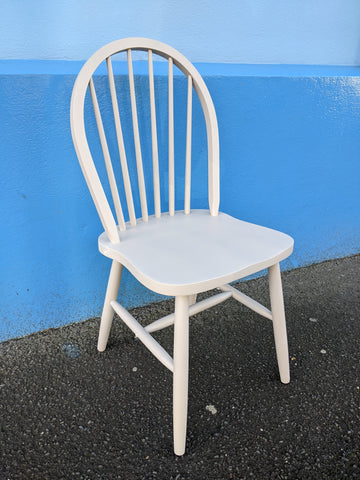 Painted Stickback Kitchen Dining Chair