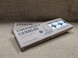 Emergency Candles Pack of 12