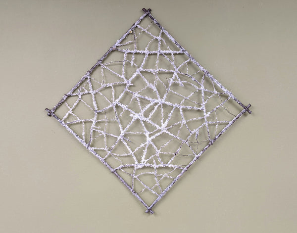 Decorative Frosted Panel
