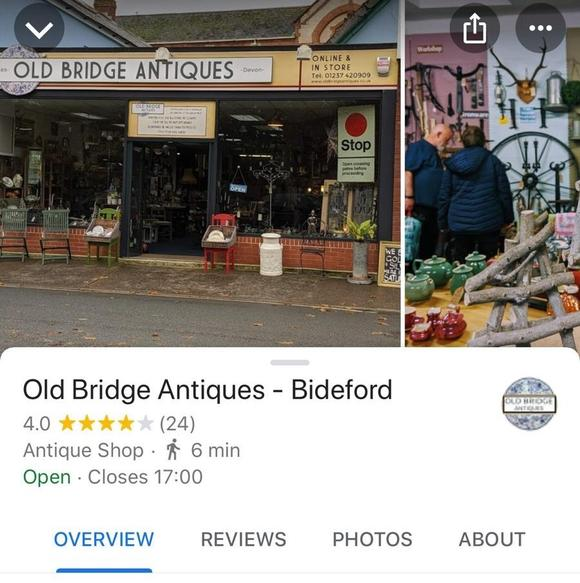 Old Bridge Antiques Centre (Bideford) - 2018 All You Need to Know ...