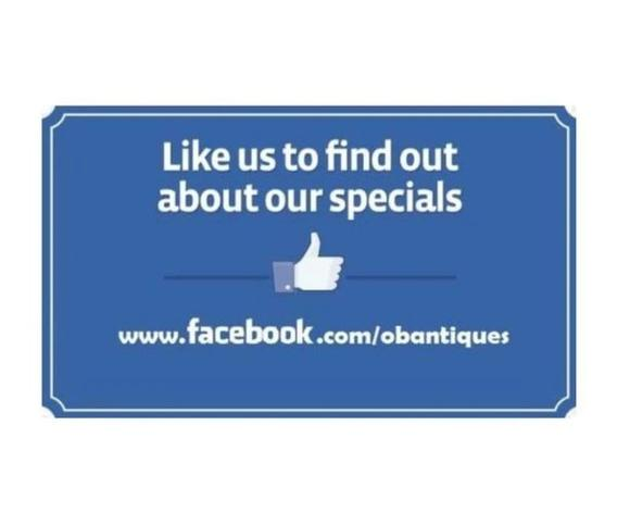 Like us on Facebook! - Picture of Old Bridge Antiques Centre ...