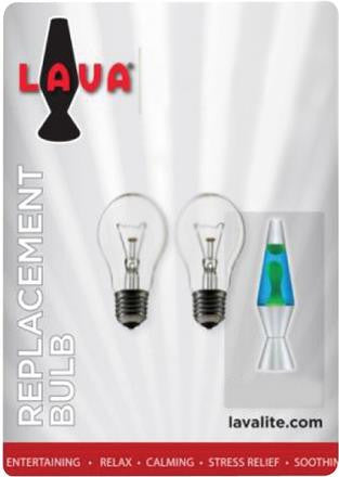 Family and Company - Replacement Lava Lamp Blubs