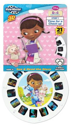Family and Company - View Master Dr McStuffins