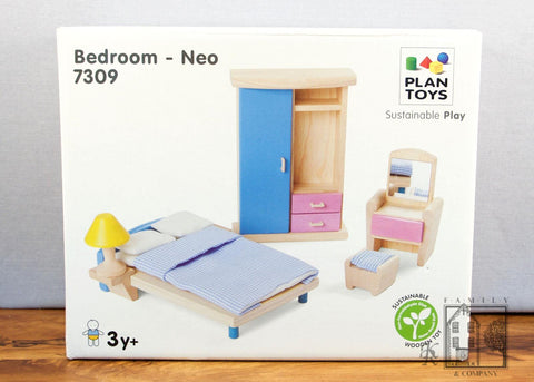 Family and Company- Plan Bedroom Neo