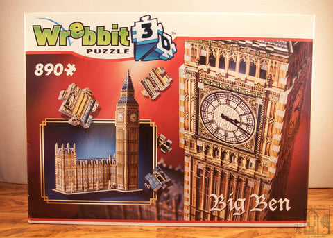 Family and Company - Big Ben 3D Puzzle