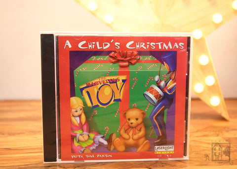 Family and Company - Tom Paxton A Child's Christmas CD