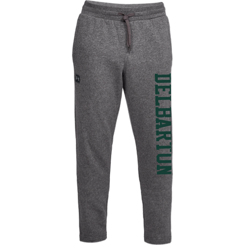 Classic UA Strait Sweatpant - Black or Grey