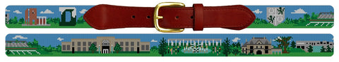 Belt - Delbarton Needlepaint Belt - Custom Order
