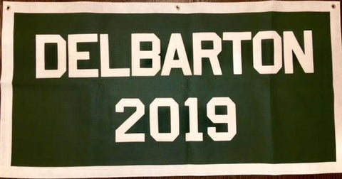 Banner - Delbarton Class Year - Personalized - Custom Order