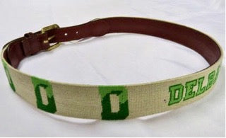 Belt - S&B Needlepoint - Custom Order