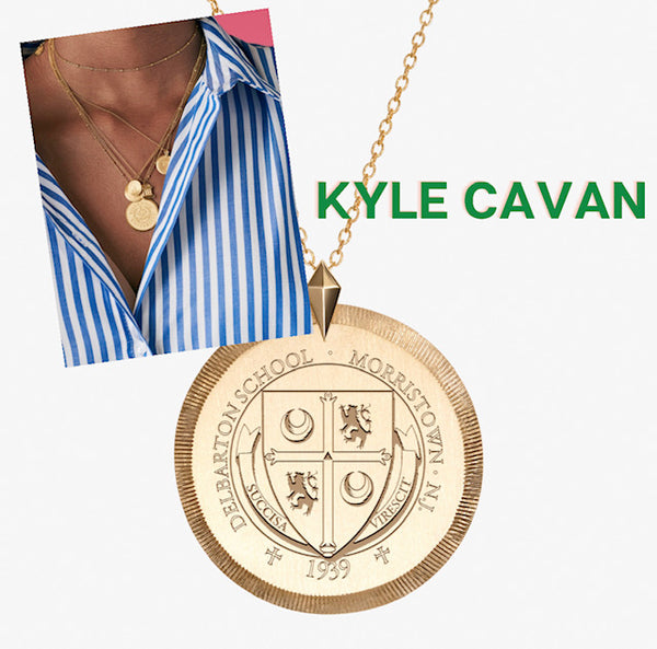 Necklace - Kyle Cavan Florentine