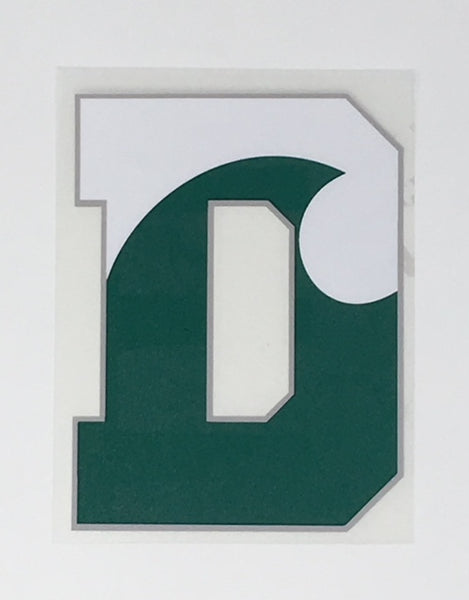 Car Decal - D Wave