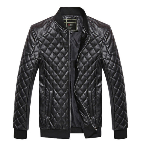 Grenade Leather Urban Jacket