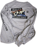 Salty Bastard Performance Long Sleeve