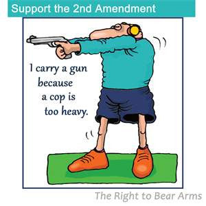 Support the 2nd Amendment Graphic