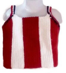 Patriotic Child's Tank Top