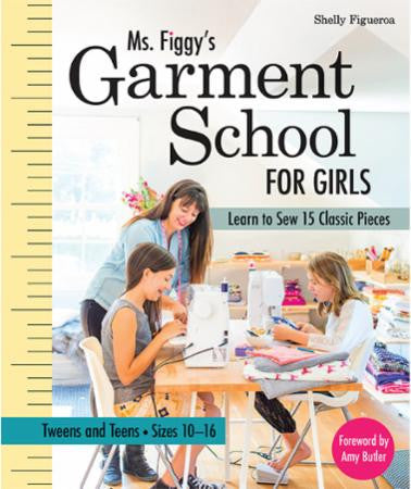 Ms Figgys Garment School For Girls by Shelly Figueroa