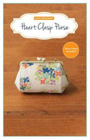 Zakka Heart Clasp Purse Kit