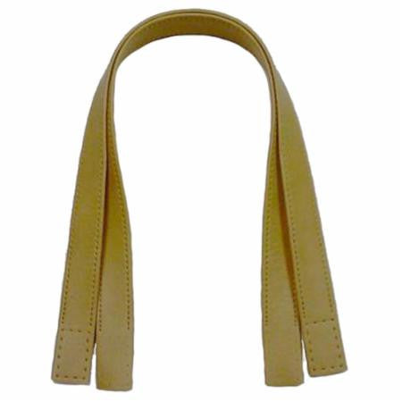 "Purse Handles 1pr 21"" Beige-- Emma Creation"