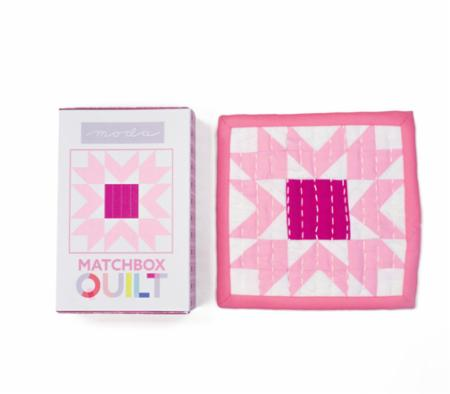 Matchbox Quilt Kit #9 -- Violet