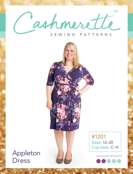 Appleton Dress Pattern #1201 by Cashmerette
