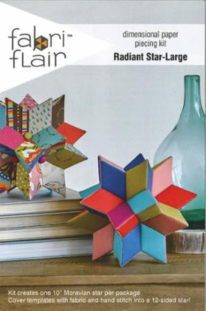 Fabriflair Radiant Star Kit by Indigo Junction