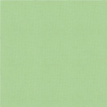 Bella Solid Green Apple  --- Moda Fabrics