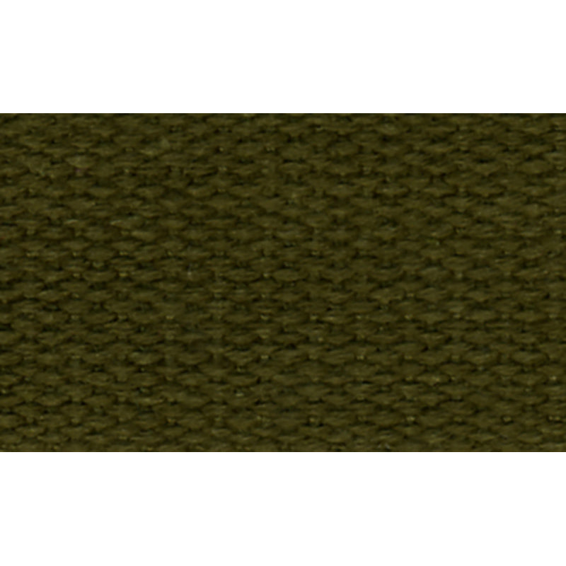 "1 1/2"" 100% Cotton Webbing -- Forest Green"