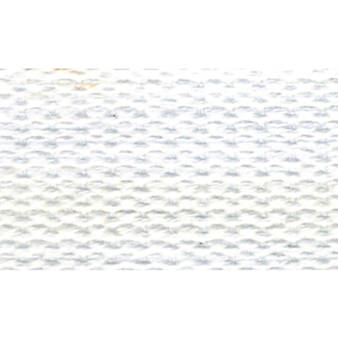 "1 1/2"" 100% Cotton Strapping/Webbing -- White"