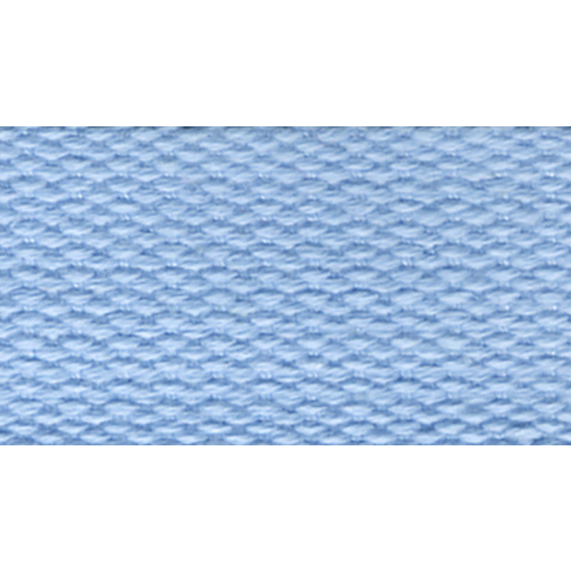 "1 1/2"" 100% Cotton Strapping/Webbing -- Light Blue"