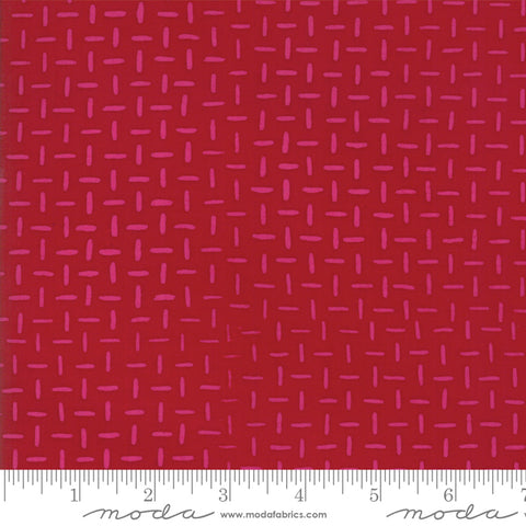 Bazaar Rayon in Magenta --- Studio M for Moda Fabrics