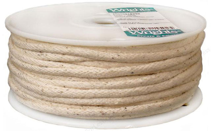 Cotton Piping Cord 8/32""