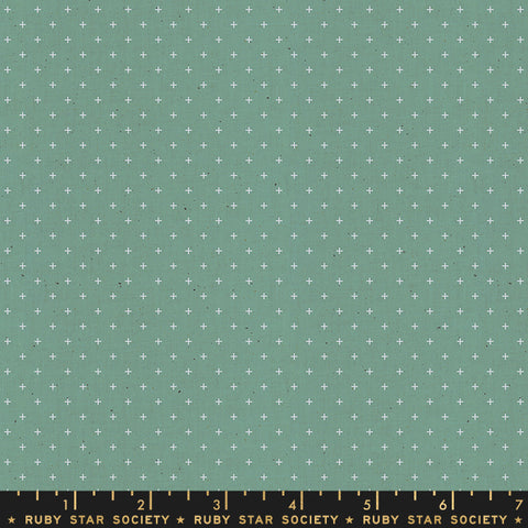 Add It Up in Soft Aqua -- Ruby Star Society -- Moda Fabric