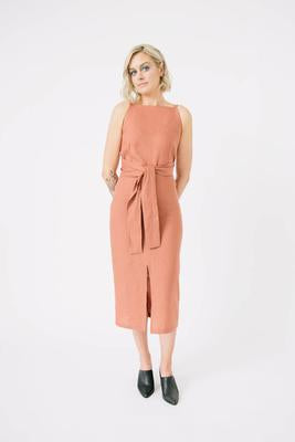 Axis Dress/Skirt -- Papercut Patterns