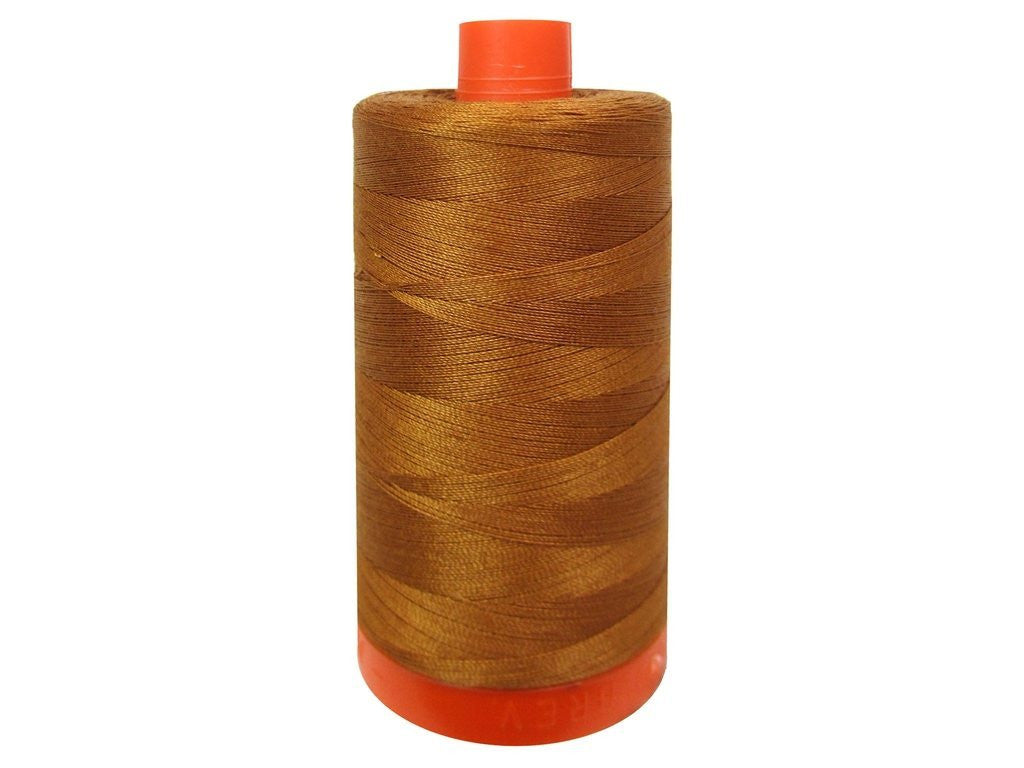 Aurifil Cotton Mako Thread 50 Wt -- Cinnamon-- 2155