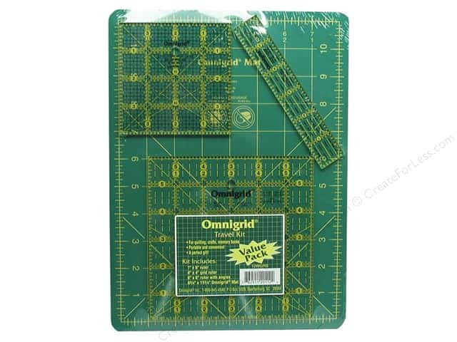 Omnigrid Quilting Travel Kit